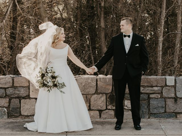 The wedding of Kayla and Alex