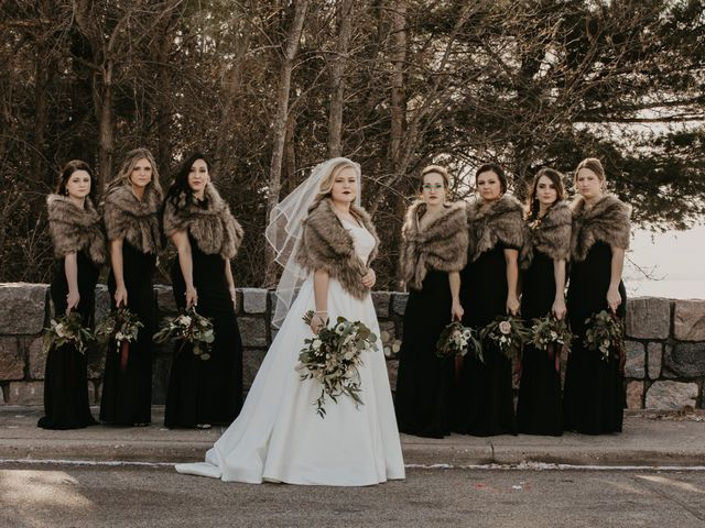 Alex and Kayla's Wedding in Glenwood, Minnesota 28