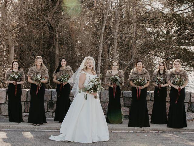 Alex and Kayla's Wedding in Glenwood, Minnesota 29
