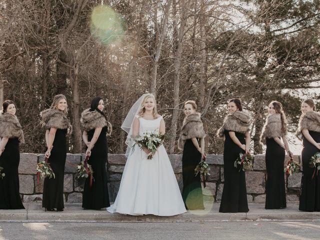 Alex and Kayla's Wedding in Glenwood, Minnesota 30