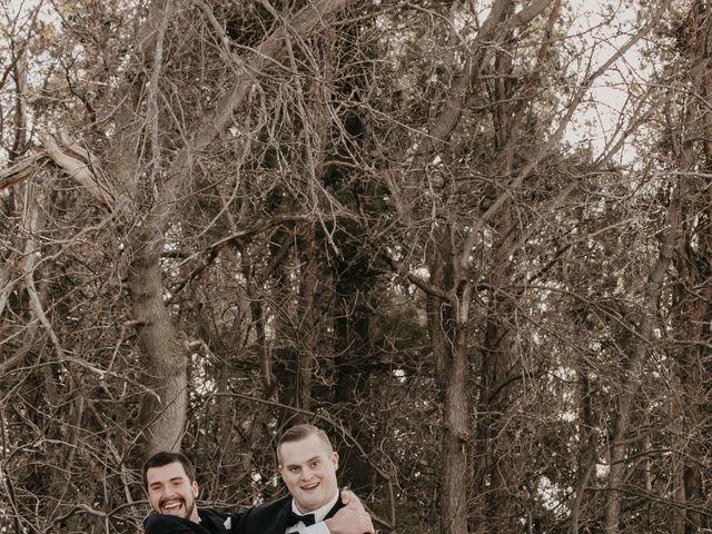 Alex and Kayla's Wedding in Glenwood, Minnesota 39