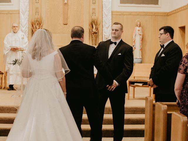 Alex and Kayla's Wedding in Glenwood, Minnesota 46