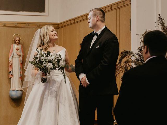 Alex and Kayla's Wedding in Glenwood, Minnesota 47