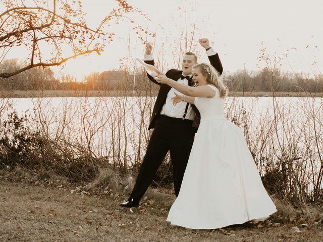 Alex and Kayla's Wedding in Glenwood, Minnesota 57