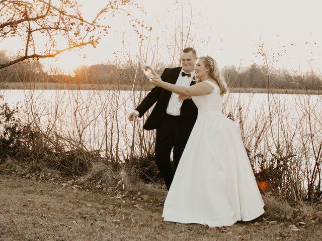 Alex and Kayla's Wedding in Glenwood, Minnesota 58