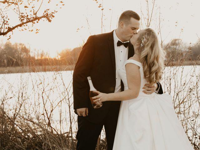 Alex and Kayla's Wedding in Glenwood, Minnesota 1