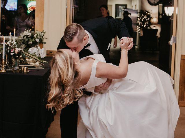 Alex and Kayla's Wedding in Glenwood, Minnesota 61