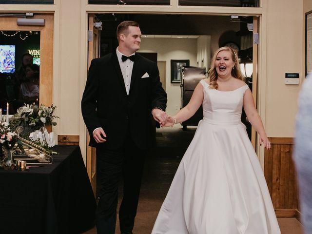 Alex and Kayla's Wedding in Glenwood, Minnesota 62