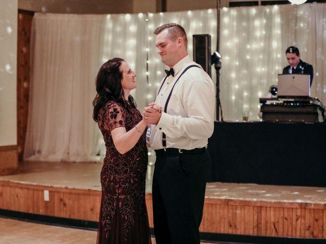 Alex and Kayla's Wedding in Glenwood, Minnesota 67