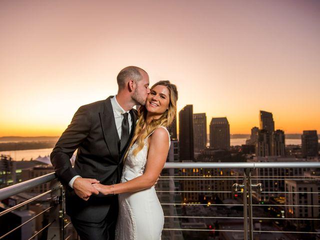 Elliott and Ellie's Wedding in San Diego, California 9