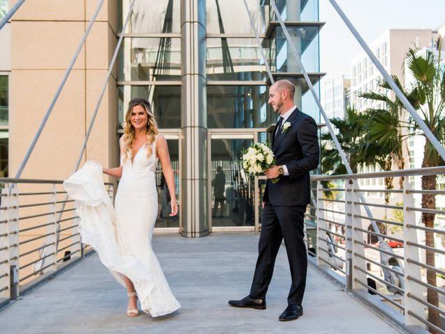 Elliott and Ellie's Wedding in San Diego, California 10