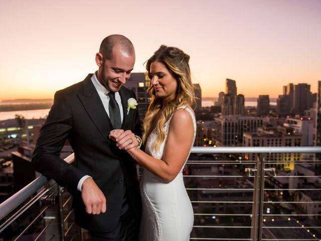 Elliott and Ellie's Wedding in San Diego, California 13
