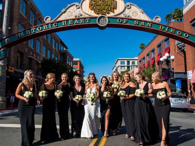 Elliott and Ellie's Wedding in San Diego, California 16