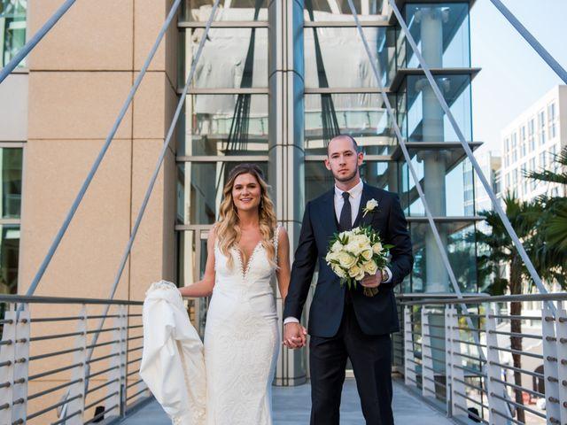 Elliott and Ellie's Wedding in San Diego, California 17