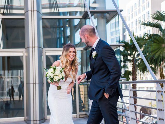 Elliott and Ellie's Wedding in San Diego, California 38
