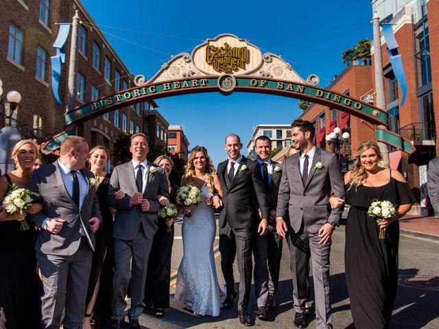 Elliott and Ellie's Wedding in San Diego, California 42