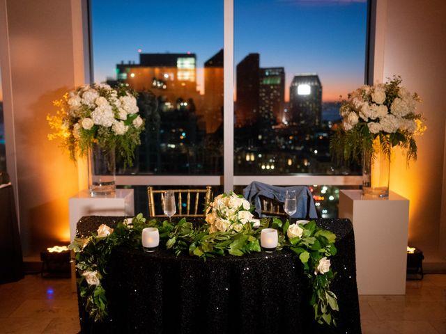 Elliott and Ellie's Wedding in San Diego, California 65