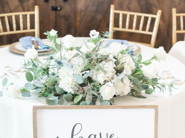 Mason and Emma's Wedding in Gunter, Texas 20