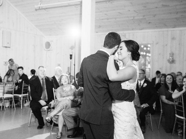 Mason and Emma's Wedding in Gunter, Texas 42