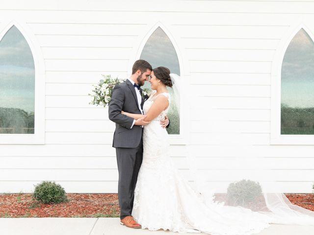 Mason and Emma's Wedding in Gunter, Texas 46