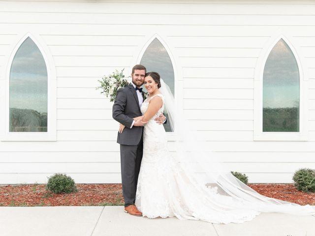 Mason and Emma's Wedding in Gunter, Texas 48
