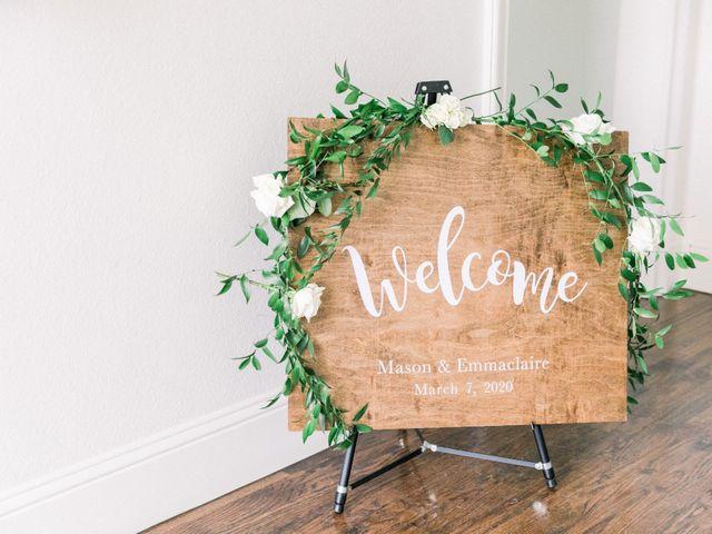 Mason and Emma's Wedding in Gunter, Texas 64