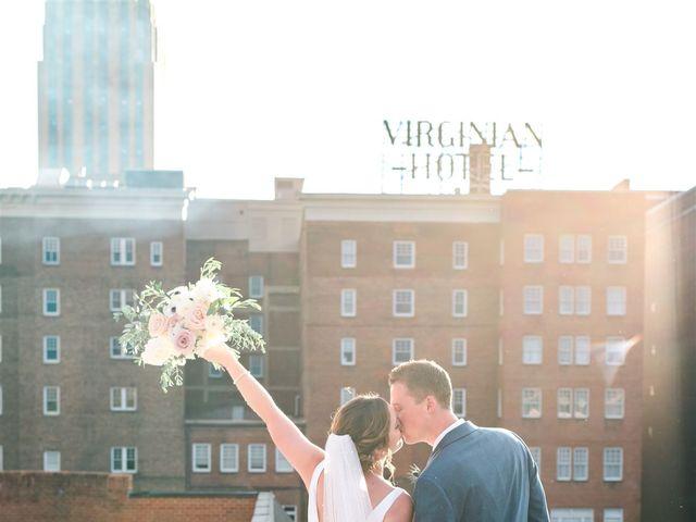 Kirk and Beth's Wedding in Lynchburg, Virginia 4