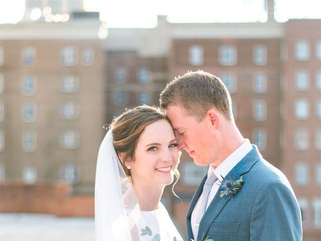 Kirk and Beth's Wedding in Lynchburg, Virginia 5