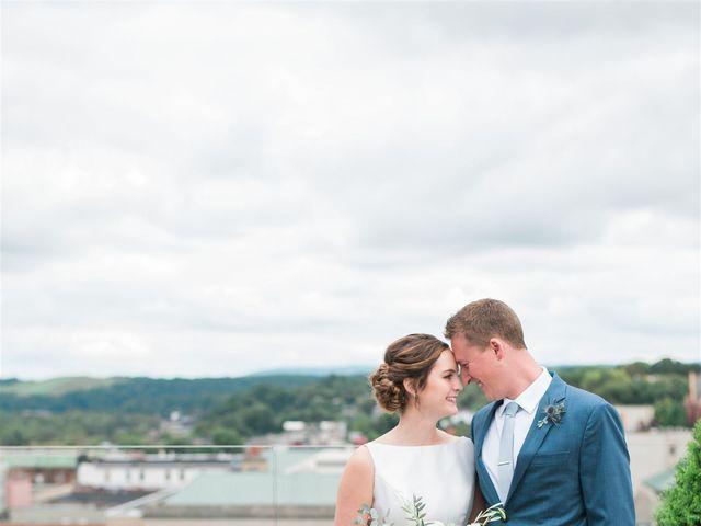 Kirk and Beth's Wedding in Lynchburg, Virginia 14