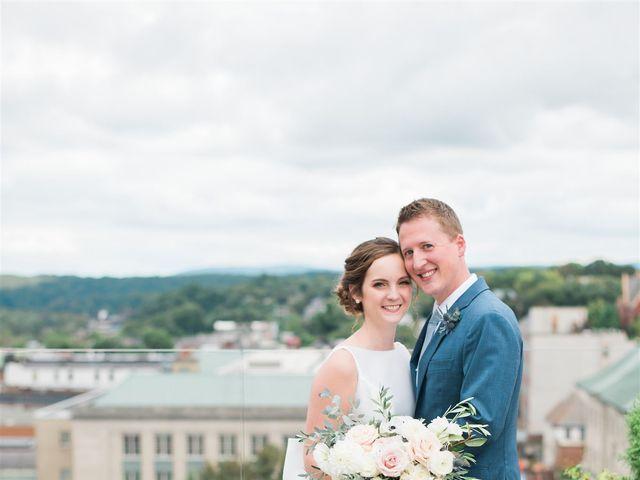 Kirk and Beth's Wedding in Lynchburg, Virginia 15