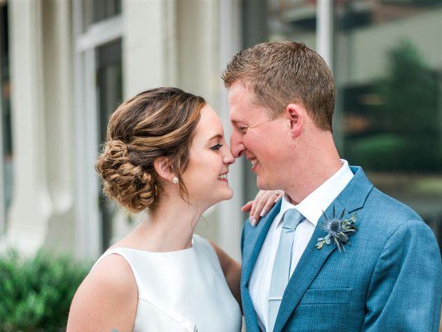 Kirk and Beth's Wedding in Lynchburg, Virginia 16