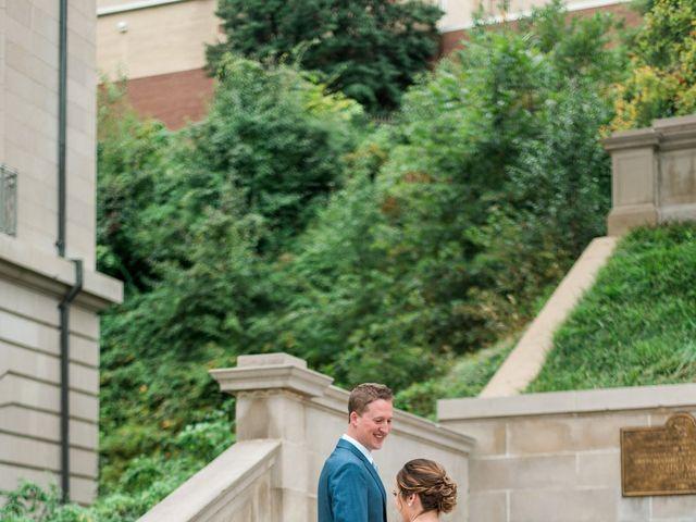 Kirk and Beth's Wedding in Lynchburg, Virginia 17