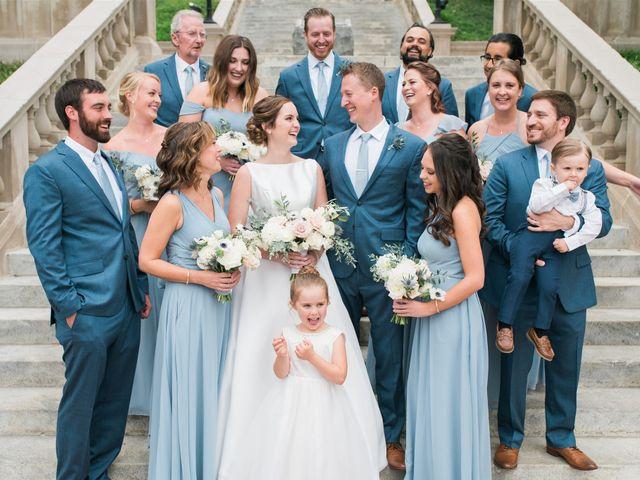 Kirk and Beth's Wedding in Lynchburg, Virginia 19