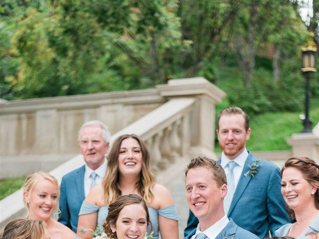 Kirk and Beth's Wedding in Lynchburg, Virginia 23