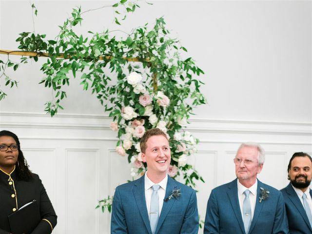 Kirk and Beth's Wedding in Lynchburg, Virginia 34