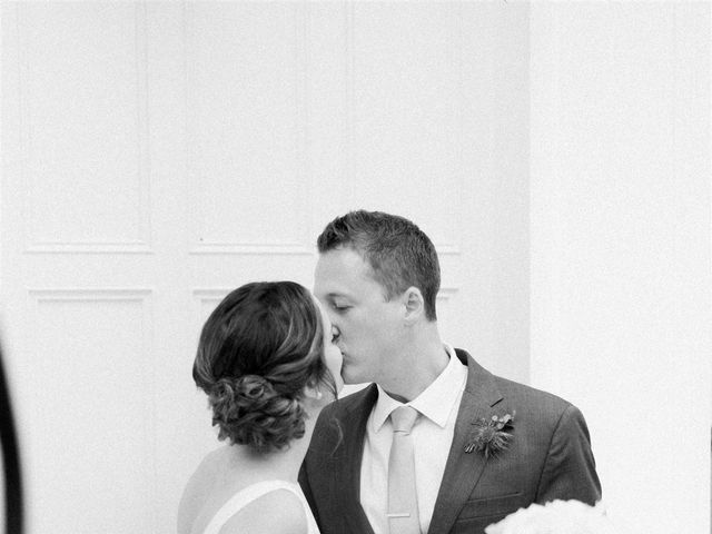 Kirk and Beth's Wedding in Lynchburg, Virginia 58