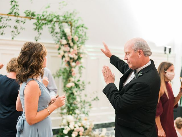 Kirk and Beth's Wedding in Lynchburg, Virginia 61