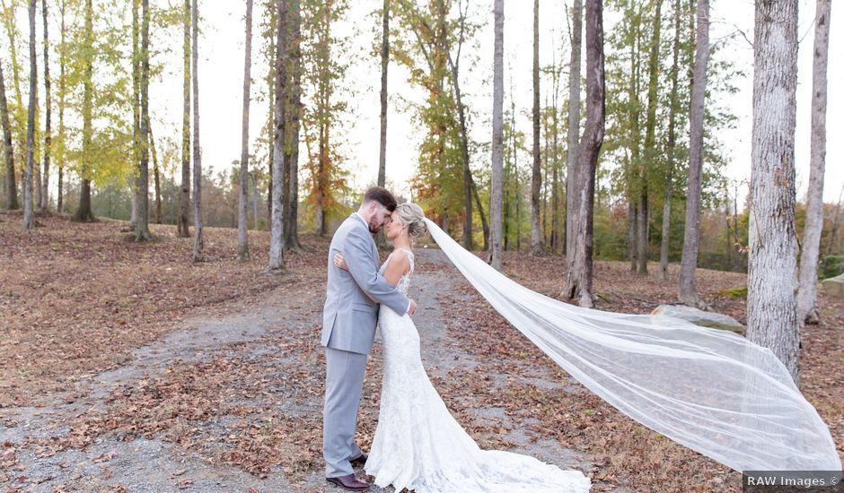 Seth and Raegan's Wedding in Cullman, Alabama
