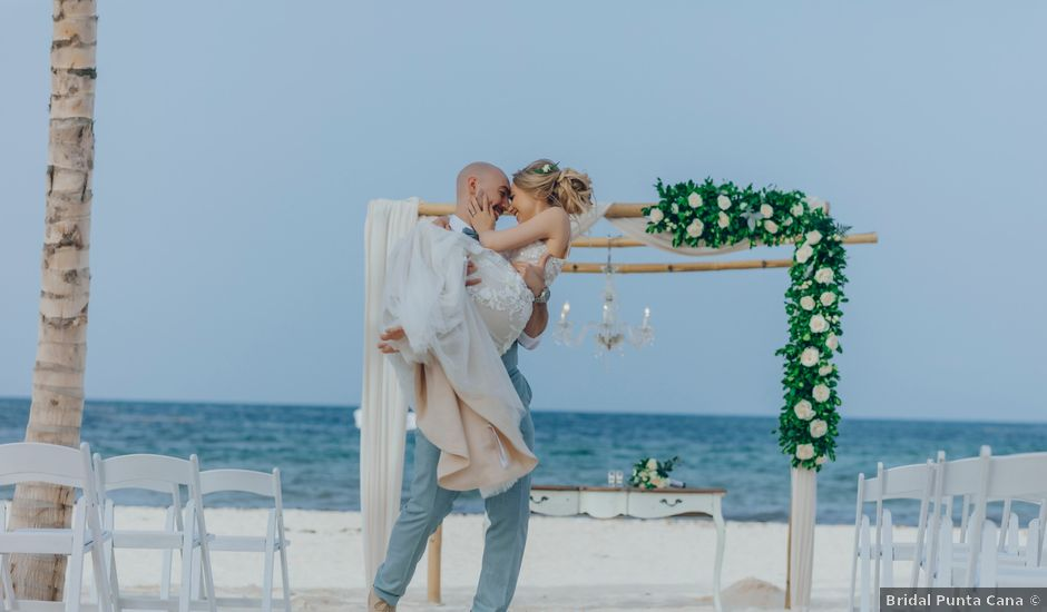 Norbber and Noemi's Wedding in Punta Cana, Dominican Republic