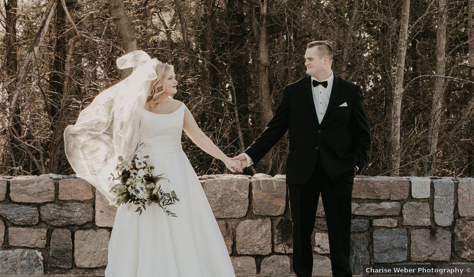 Alex and Kayla's Wedding in Glenwood, Minnesota