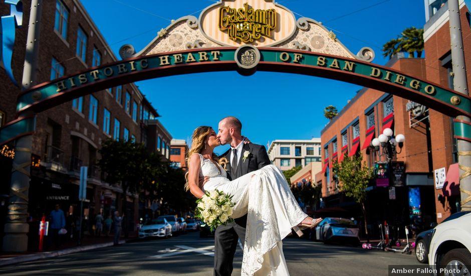 Elliott and Ellie's Wedding in San Diego, California