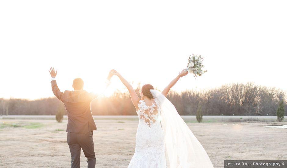 Mason and Emma's Wedding in Gunter, Texas