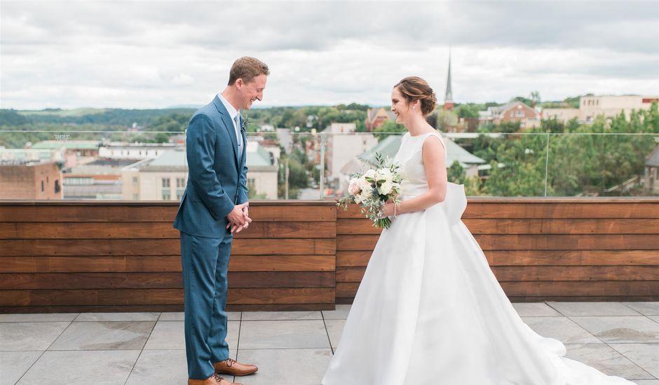 Kirk and Beth's Wedding in Lynchburg, Virginia