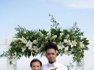 Marqueece and Mikayla's Wedding in Folly Beach, South Carolina 8