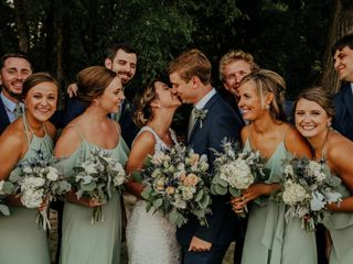 The wedding of Hannah and Reese 1