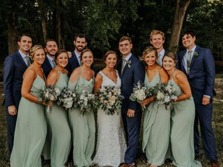 The wedding of Hannah and Reese 2