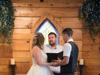 The wedding of Eric and Jenna 1