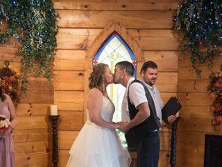The wedding of Eric and Jenna 2