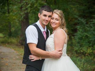 The wedding of Eric and Jenna