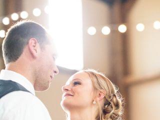 The wedding of Kayla and David 1